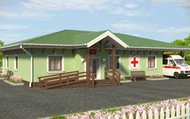 каркасный дом, домокомплект