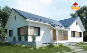 Каркасный дом , домокомплект